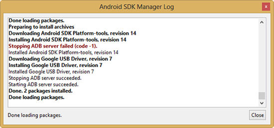 ROM How to Set Up ADB and Fastboot | [Official] add the 06