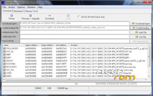 ROM Flashtools MT65xx | [Official] add the 06/08/2014 on Needrom