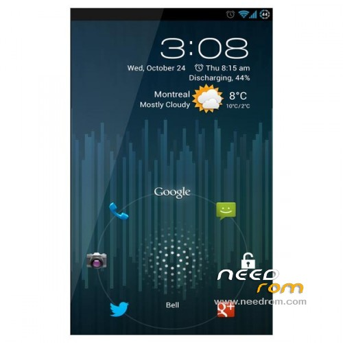 ROM Galaxy S3 I535