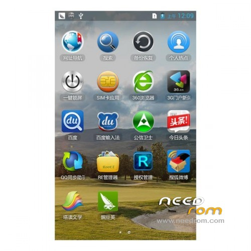 Rom Lenovo S920 Custom Add The 04 17 2013 On Needrom
