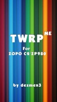 ZOPO C2 – TWRP ME