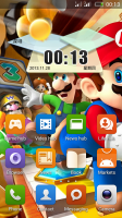 EVERCOSS A7S ANDROID 4.3