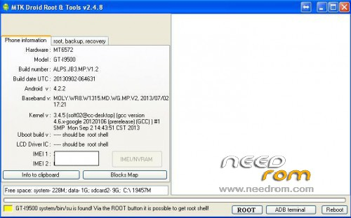 ROM I9190 GALAXY S4 MINI   [Custom]-[Updated] add the 11/20/2013 on