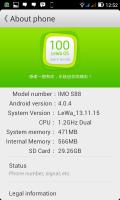 IMO S88 LeWa OS4