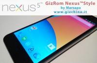 GizChina rom Nexus 5 Style by Marsapa