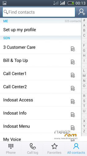 ROM EVERCOSS A7S ANDROID 4.3 | [Custom] add the 11/30/2013 ...