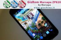 GizChina rom  by Marsapa