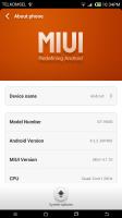 Galaxy S4 Spark MT6589 MIUI