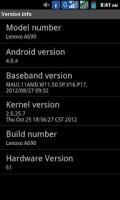 Lenovo A690 ICS 4.0.4 Finally