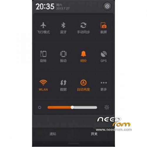 ROM LENOVO A880 MIUI v5