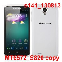 Lenovo S820 copy mt6572 Multilanguage RoM