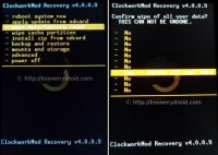 Jiake x3s CWM recovery