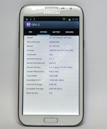 ROM GT-N7100 NoName | [Official] add the 04/13/2014 on Needrom
