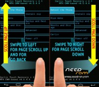 Carliv Touch Recovery v.2.2 UMI/Lentenn X1 Pro