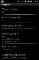 QMobile Noir A2 – D-Xperia HD