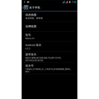 K-TOUCH Nibiru H1 Note3