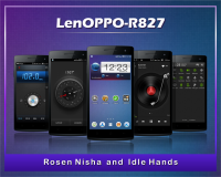 LenOPPO R827 V1.7.81 For OPPO Find 5 Mini