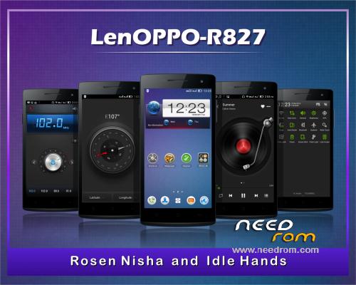 LenOPPO R827 V1 7 81 For OPPO Find 5 Mini « Needrom – Mobile
