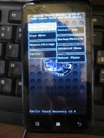 Clockworkmod Carliv Touch Recovery auto installer for MTK phones