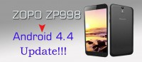 ZOPO Official Kitkat Upgrade…