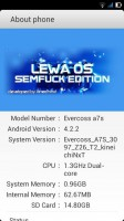 [ROM] Lewa OS v5 (Semfuck Edition) ported for CF450D