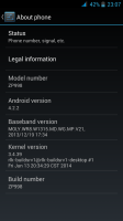 DG550 4.2.2 Ported W200S ROM