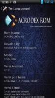 Acrodex ROM
