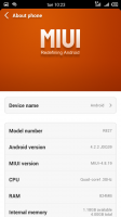 Miui V5 4.8.19 with Dolby For Oppo Find 5 Mini