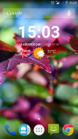 Android L Holo Blue Mod