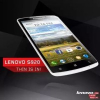 Recovery for Lenovo S920