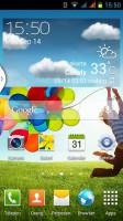 Samsung Galaxy S4 UI