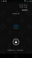 Tron V2 Cyanogen Ui