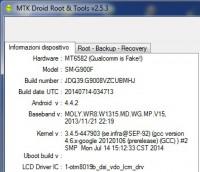 1:1 S5 SM-G900F MTK 6582