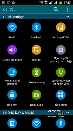 Rom Galaxy S5 For Oppo R827