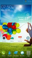 Samsung Galaxy S4 UI ROM for Gionee Elife E6 Firmware/ Walton Primo X2/ Allview X1 Soul/ QMobile Noir Quatro