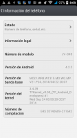 Custom Kernel V1 for Jiayu G5S MT6592