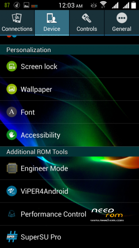 ROM Galaxy S5 Ultimate For Spice Mi-550 | [Custom]-[Updated