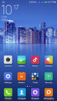 MiUi V6 looks like 4.11.7 ROM (update) For MicroMaX Canvas 2+ A110Q