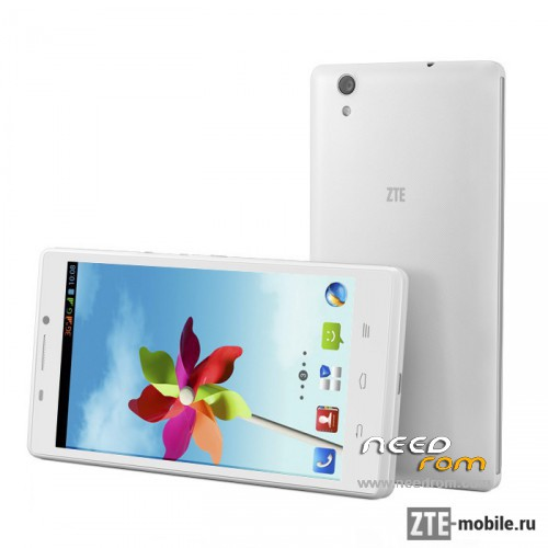 ROM ZTE Q705U | [Official] add the 11/04/2014 on Needrom