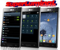 SuperLuminaL v1.1 | LG P760 & P765 by Antariksh