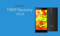 TWRP 2.8.1.0 Recovery