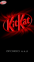 KitKat Boot Logo update
