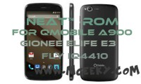 Neat™ ROM for Qmobile A900 and Gionee E3