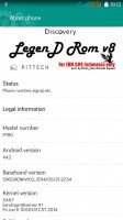 Legend D Rom V8 for IMO S89 / Amoi N828