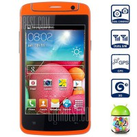 Mini N1 Android 4.2 3G Smartphone with 4.0 inch HVGA Screen MTK6572