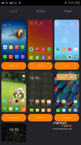 ROM YUN OS FOR CANVAS JUICE A177/A77 | [Custom] add the 02