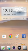 Color OS v2.0 from OPPO U707t