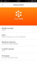 [MTK 6572] Yunos 3.0 (Mobell Nova E Việt Nam)