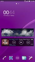 XPERIA Z3 OS port by xblackrazor