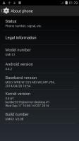 UMI C1 2.08 –with Root + CWM + SuperSU 2.46